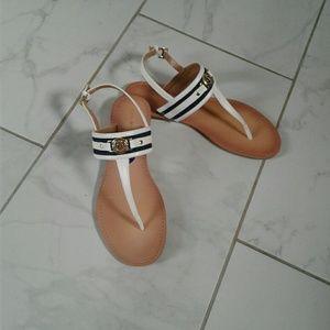 Tommy Hilfiger sandals size 8.5